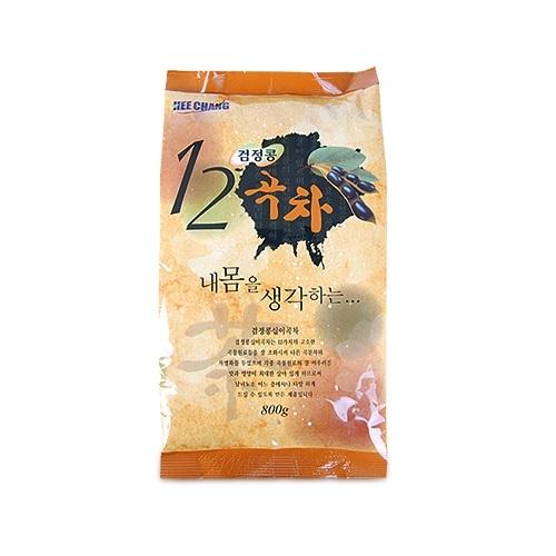 희창유업 검정콩 12곡차 800g[1개]
