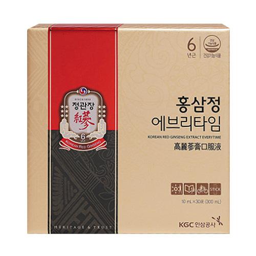 정관장 홍삼정 에브리타임 10ml[30포]