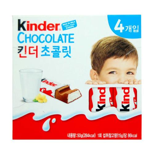 페레로 킨더 초콜릿 T-4 50g[1개]