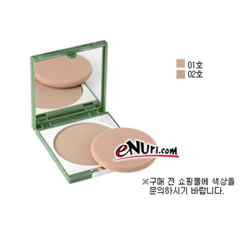 크리니크 스테이 매트 쉬어 프레스트 파우더 7.6g[본품1개]
