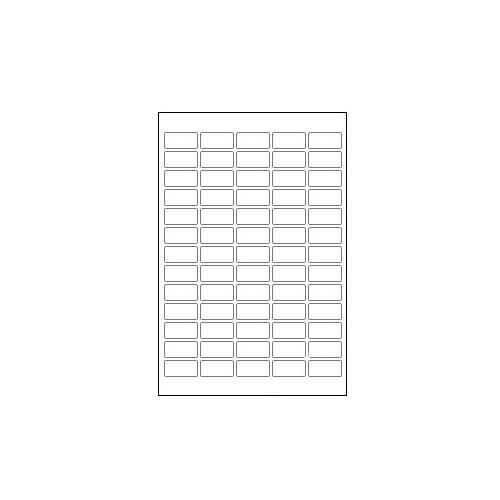 현대프린텍 애니라벨 V3510[20매]